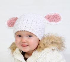 lamb hat pattern