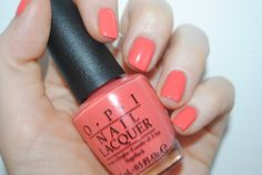 OPI Brazil: Toucan Do It If You Try Review