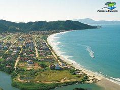 Praia de Palmas do Arvoredo, Gov. Celso Ramos (SC)