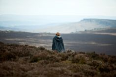 I will never again come to your side: I am torn away now, and cannot return~~Jane Eyre.  (The Moors Actual Place: Stanage Edge)