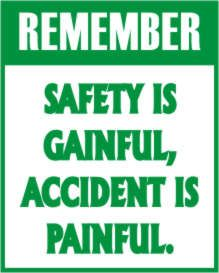 Safety Stickers:safety Slogan , Find Complete Details about Safety Stickers:safety Slogan,Safety Slogan from Poster Materials Supplier or Manufacturer-regards Baroda Label Mfg. Road Safety Quotes, Road Safety Slogans, Road Safety Poster, Health And Safety Poster, Safety Posters, Slogans On Traffic Rules, Slogan On Road Safety, Industrial Safety Slogans, Workplace Safety Tips