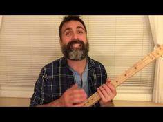 Amazing Grace: 1 finger cigar box guitar lesson - YouTube Cigar Box Guitar Plans, Banjo Ukulele, First Finger, Mandolin, Guitar Lessons, Amazing Grace, Loom Beading, Cigars, Blues