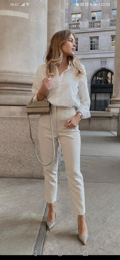 Smart Casual Work Outfit Women, Cute Casual Outfits, Chic Outfits, Spring Outfits, Women Office Wear, Fashion Outfits, Woman Outfits, Work Dresses For Women, Clothes For Women
