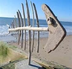 Image result for Driftwood crafts fish