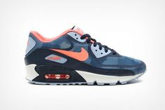 NIKE AIR MAX 90 PREMIUM TAPE (ATOMIC PINK CAMO)   Sneaker Freaker