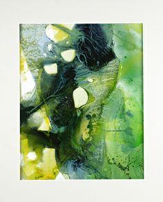 "Saatchi Art Artist Fintan Whelan; Painting, ""Abundance"" #art"