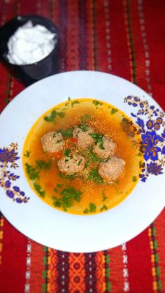 Soup Recipes, Recipies, Jacque Pepin, Turkey Soup, Romanian Food, Yummy Food, Tasty, Soul Food, Food To Make