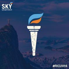 Iniziano ufficialmente i Giochi Olimpici di Rio2016. Forza Azzurri! Portate in alto il tricolore con orgoglio, passione e soprattutto tanta energia