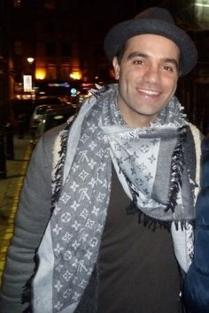 and the scarf