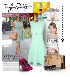 """""""Taylor Swift Set"""" by dop37 ❤ liked on Polyvore featuring Keds, Whiteley, Jane Norman, Charles by Charles David, DKNY, NARS Cosmetics and Sam Edelman"""