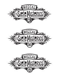 WIP 7 Misterios Mezcal Monograma