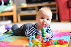 tummy time milestones