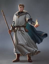 Image result for D&D Cleric
