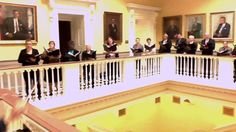 """Our Great Virginia Capitol Dome Performance 2014-Published on Sep 20, 2014-""""Our Great Virginia"""" performed by the Richmond Symphony Chorus, beautifully conducted by Erin R. Freeman and effectively supported by Chorus Manager, Barbara Baker.  Sung to the original tune, """"Shenandoah"""""""