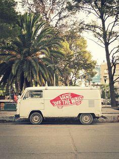 VW Vans van my fav