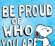 Be Proud Of Who You Are life quotes quotes life snoopy snoopy quotes life quotes and sayings life inspiring quotes life image quotes Snoopy And Charlie, Meu Amigo Charlie Brown, Charlie Brown And Snoopy, Snoopy And Woodstock, Peanuts Cartoon, Peanuts Snoopy, Peanuts Comics, Snoopy Pictures, Snoopy Quotes