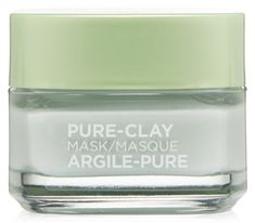6.L'Oreal Paris Skin Care Pure Clay Mask