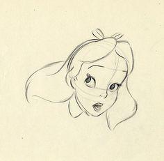 Alice #facial expressions