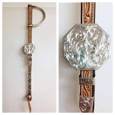 New Octagon Style Headstall Buckles!