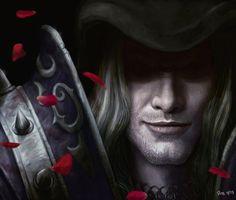 arthas,Warcraft,Игры,warcraft 3,Игровой арт,game art,Blizzard,Blizzard Entertainment,фэндомы