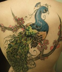 Amazing tattoo from Pinner Alicia Reese! Such awesome work!