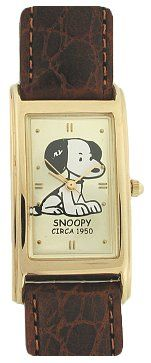 Snoopy  Watch   Snoopy and Peanuts factory sample production character watches ...