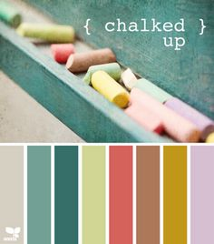 chalky soft