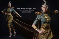 Yvonne Supang Lukas, who represented Malaysia in the recently held Miss ASEAN 2014 beauty pageant held from Dec 25-30 last year in Thailand. Read more on The Borneo Post SEEDS.