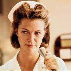 """Been called """"Nurse Rachet"""" a few times."""