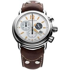 Beautiful, Swiss Watch, Stylish Watches, Sport Watches, Brown Leather, Accessories