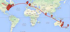 Random Acts of Art Adventure Wraps Up International Tour! | 6 Degrees of Creativity