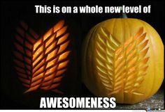 Pumpkin Carving Like A Boss by thedarksorceress - Meme Center