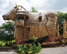 Trojan Horse - Bed and Breakfast.
