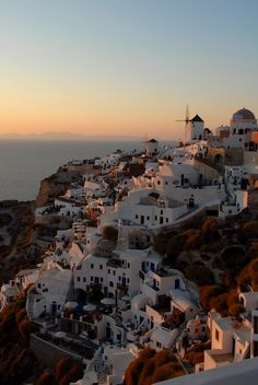 This photo from Hios, North Aegean is titled 'Touching Santorini'. Santorini, Paris Skyline, Greece, To Go, Wanderlust, Europe, Wallpapers, Country, Travel