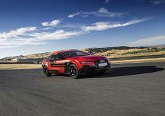 Audi RS 7 piloted driving concept schneller als ein Sportfahrer