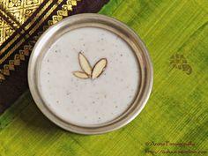 Gasagasala Payasam, Gasagase Payasa, Khus Khus Kheer - Vegan Recipe