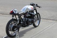 Honda CB750 CaféRacer - Pipeburn - Purveyors of Classic Motorcycles, Cafe Racers & Custom motorbikes