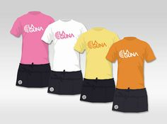 Laguna Cafe Bar Gallery uniform    #LiveLoveDesign