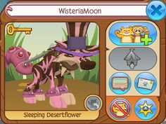 Wisteriamoon | Animal Jam Users Wiki | Fandom powered by Wikia
