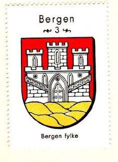 Bergen, Bergen fylke (Bergen, Hordaland, Norway).