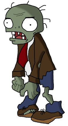 Love the fun zombies of plants vs zombies
