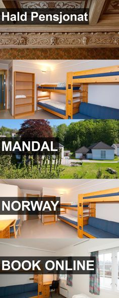 Hotel Hald Pensjonat in Mandal, Norway. For more information, photos, reviews and best prices please follow the link. #Norway #Mandal #travel #vacation #hotel