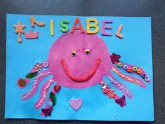 Knutselen Voor Vriendinnetje Van Evy Verjaardag Partijtje Octopus