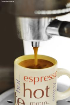 Morning espresso by Firas Nashed on 500px