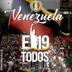 @Regrann from @adnaguanagua - el #19Abr tenemos un compromiso con la Democracia vamos todos juntos #VenezuelaEnLaCalle contra el golpe marchemos por una #Venezuela libre y de Los venezolanos  #NaguanaguaEnLaCalle #NaguanaguaEnAccion...