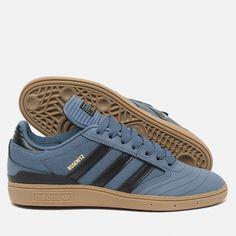 adidas Originals Busenitz Blue/Black. Article: F37869. Release: 2016.