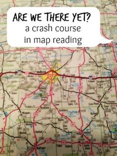 How to Read Maps: This crash course in map reading will help you learn to navigate. Emergency Preparation, Survival Prepping, Emergency Preparedness, Survival Skills, Teaching Maps, Map Compass, World Geography, Things To Know, Problem Solving