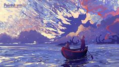 Gold Sea by Hangmoon on DeviantArt