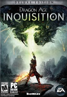 Dragon Age Inquisition Deluxe Edition