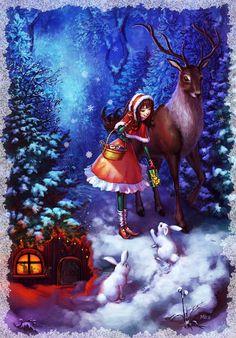 Alas de Fantasía: diciembre 2012